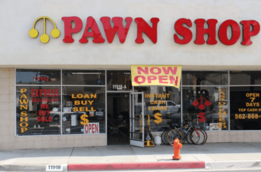The Unknown Secrets of Pawn Shops