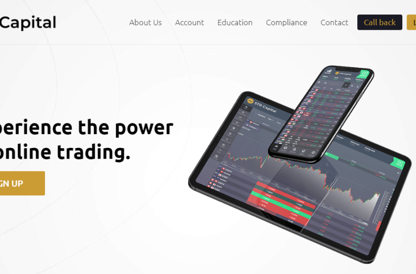 STR Capital – Your Guide to the Trading Market